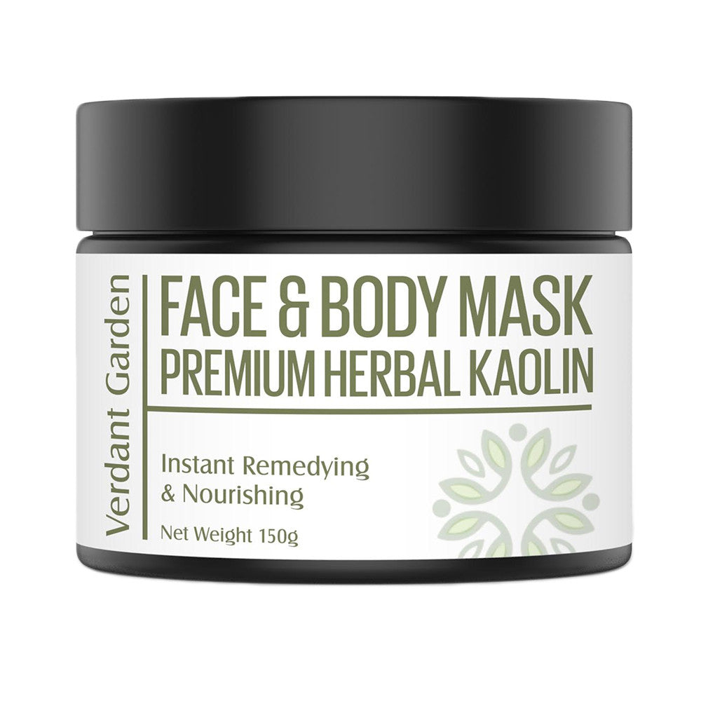 Amerta® Verdant Garden All Natural Face and Body Mask
