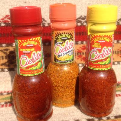 Variety Sampler 🔥💥🍋CIELITO Mexican Chili Powder Seasoning w/Salt Chilis ~ Seasonings ~ Herbs- Mucho-Mex