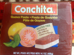 14 Oz Guava Paste ~ Preservative-Free Pasta de Guyana Candy ~ Sweets ~ Desserts- Mucho-Mex