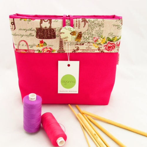 Button Pouch Bags are Just Fab!