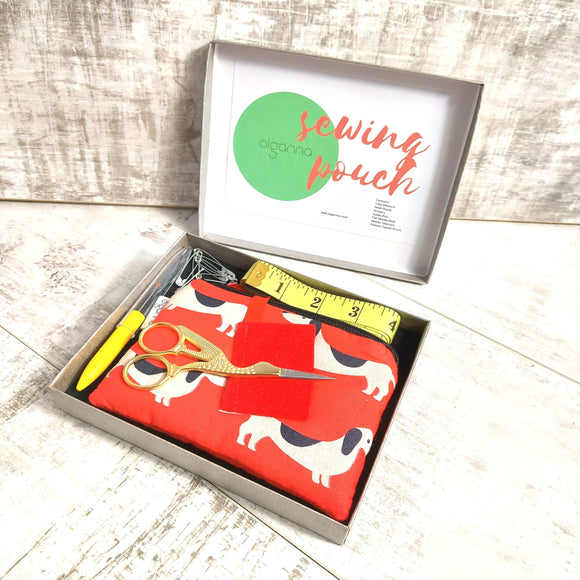 Sewing Kit Gift Set - Olganna
