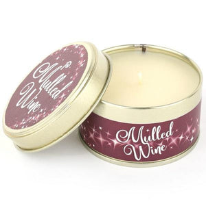 Mulled Wine - Scents of Christmas Candle
