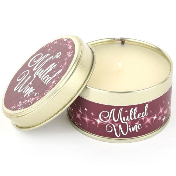 Mulled Wine - Scents of Christmas Candle - Olganna