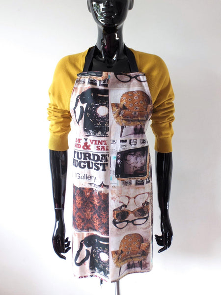 Retro Gift Idea, Apron, Home Decor, New Home Gift, Cooking Gift, Baking Present