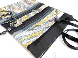 Travel Zip Jewelry Roll