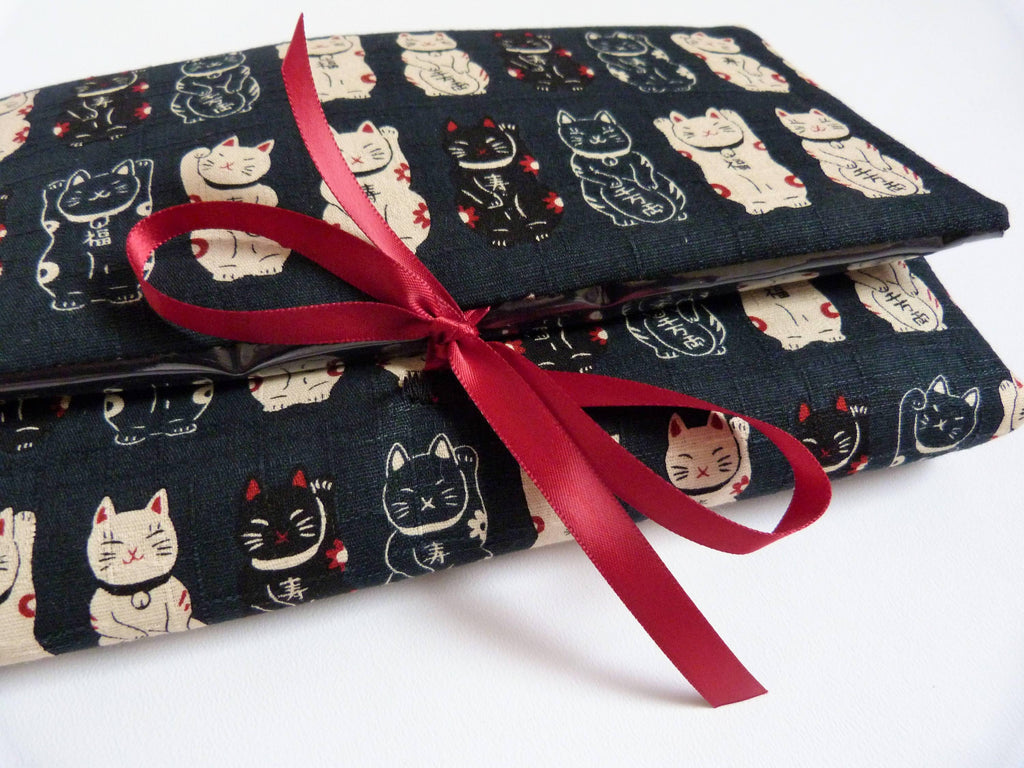 Lucky Black Cat, Make up wrap