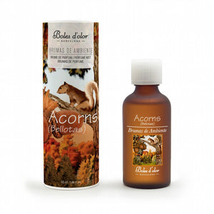 Boles d'olor Acorns (Bellotas) Brumas de Ambiente Essence (50ml) - CleanTheAir.co.uk