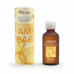Boles d'olor Ambar Brumas de Ambiente Essence (50ml) - CleanTheAir.co.uk