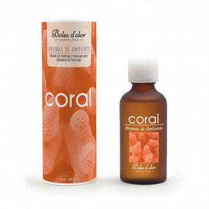 Boles d'olor Coral Brumas de Ambiente Essence (50ml) - CleanTheAir.co.uk