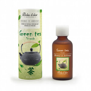 Boles d'olor Green Tea (Te Verde) Brumas de Ambiente Essence (50ml) - CleanTheAir.co.uk