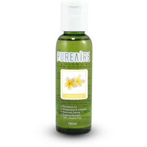 PureAire Frangipani Essence (100ml) - CleanTheAir.co.uk