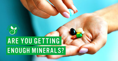 16 Essential Minerals + How to Test At Home For These