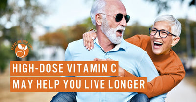 Another Benefit from Vitamin C — A Longer Life