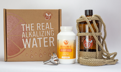 Alkaline for Life Real Alkalizing Water Kit