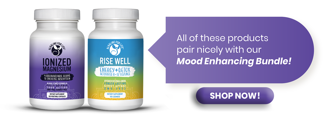 Alkaline for Life Mood Enhancing Bundle
