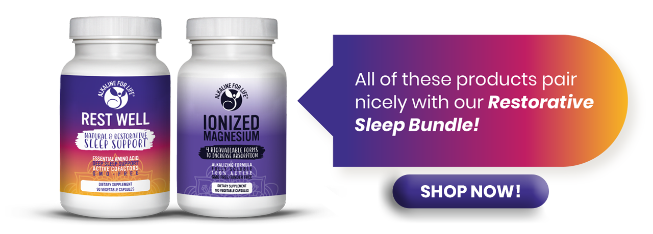Alkaline for Life Restorative Sleep Bundle