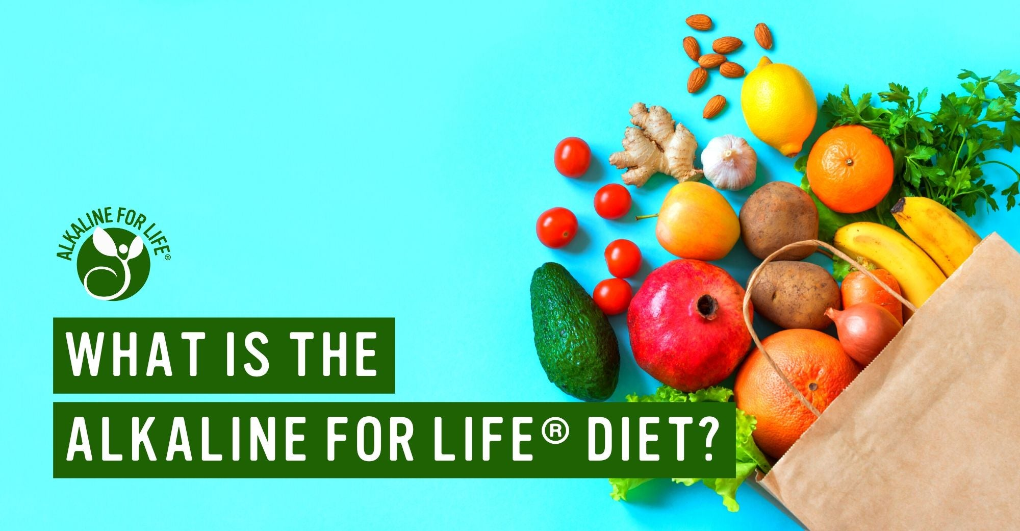 What is the Alkaline for Life Diet