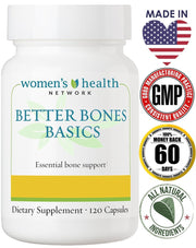 Better Bones Basics (Women's Health Network) 120 caps