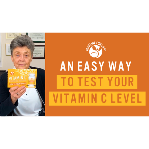 Vitamin C Test Kit - Sample