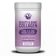 Beauty & Bone Collagen - Type I & III Marine Collagen — On Sale in April!