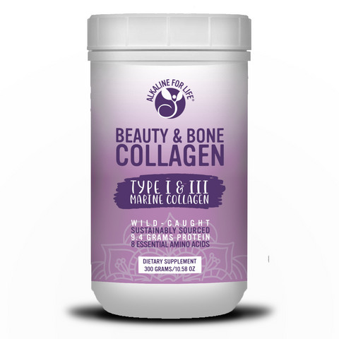 Beauty & Bone Collagen - Type I & III Marine Collagen