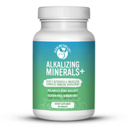Alkalizing Minerals+ (100 and 240 tabs) On Sale In September!