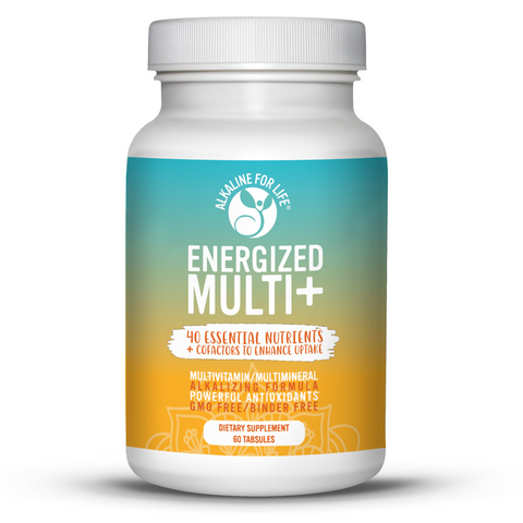 Energized Multi+ (60 and 180 tabs)