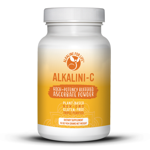 The Real Alkalizing Water—Alkalini-C Enhanced Delivery System