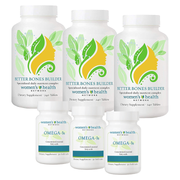 Better Bones Builder with Omega 3s - 3-month supply