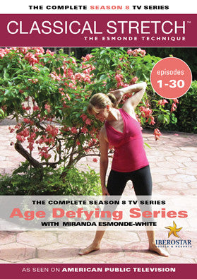 Essentrics-Classical Stretch DVD (Season 8) - Alkaline for Life