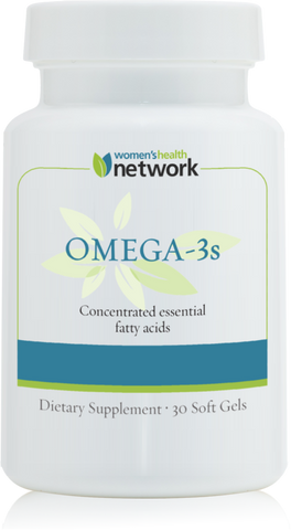 Omega 3s - 30 Softgels
