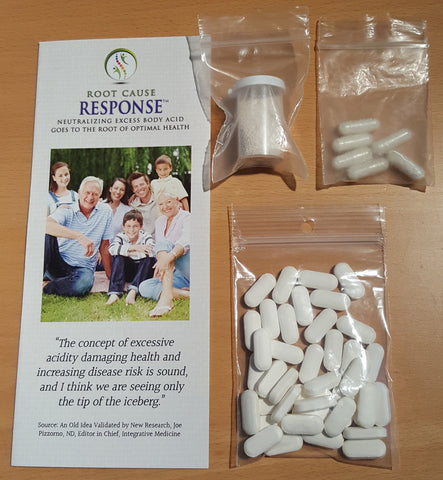 Root Cause Response-Root Cause Response Product Samples - Alkaline for Life