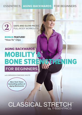 Essentrics-Mobility and Bone Strengthening for Beginners - Alkaline for Life