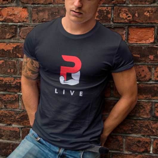 Unisex BPLIVE Team T-shirt