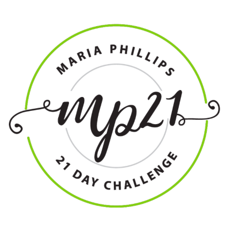 21-Day Challenge Begins:<br>May 28, 2018