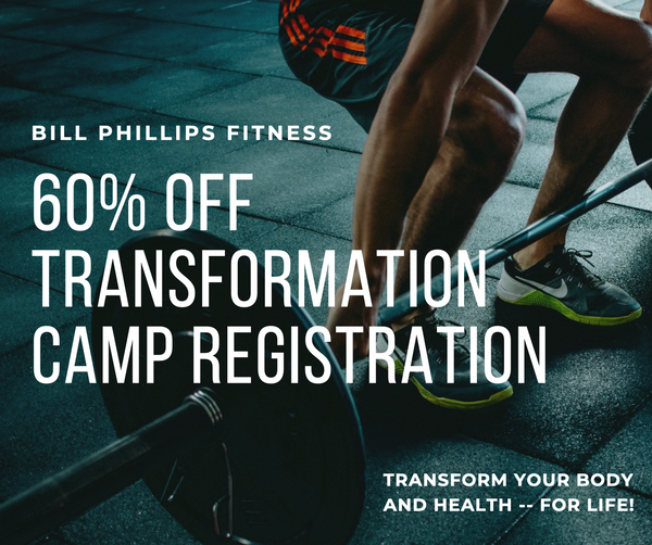 LAST CHANCE - TRANSFORMATION CAMP SPECIAL