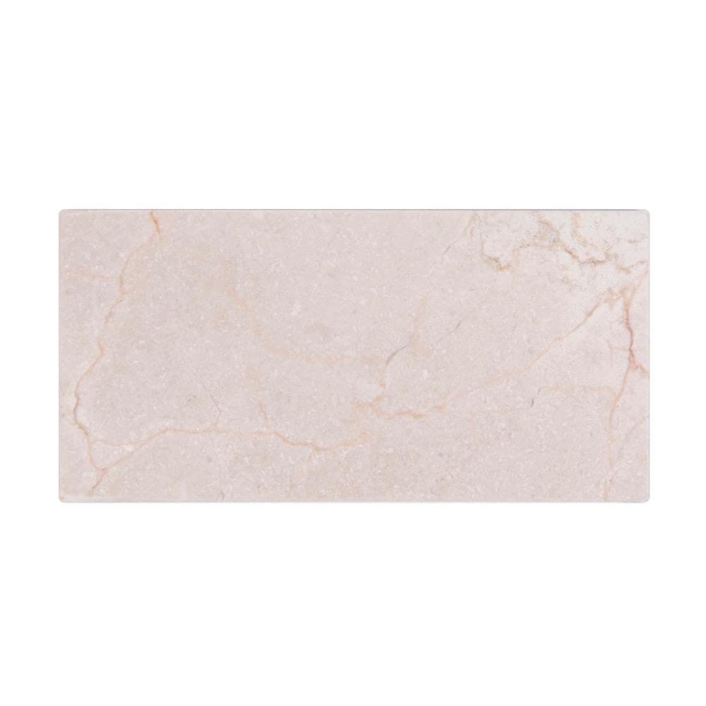 Crema Marfil Marble Wall and Floor Field Tile in Various Sizes and Finishes - TileBuys