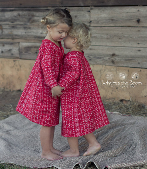 Easy Pajama Sewing Pattern