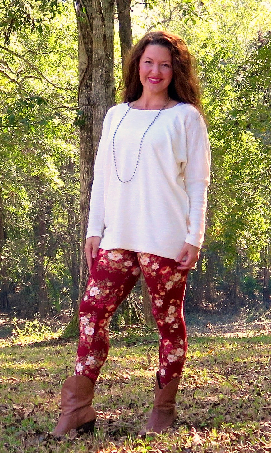 Women's Drop Shoulder Top pdf sewing pattern (sizes XS-XXXL / 0-26)
