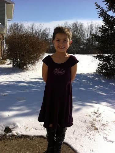 The Carrollton Avenue Dress for Girls (Sizes 2-16yrs)