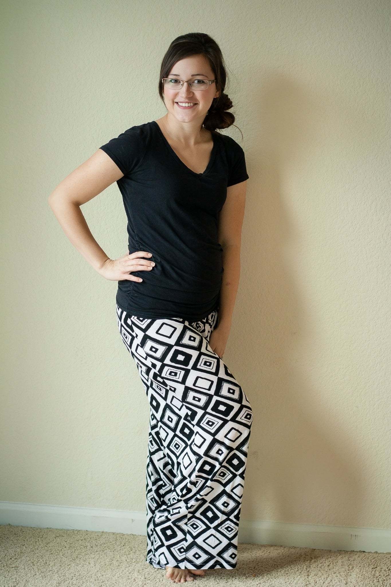 Women's PAJAMA Pants pattern