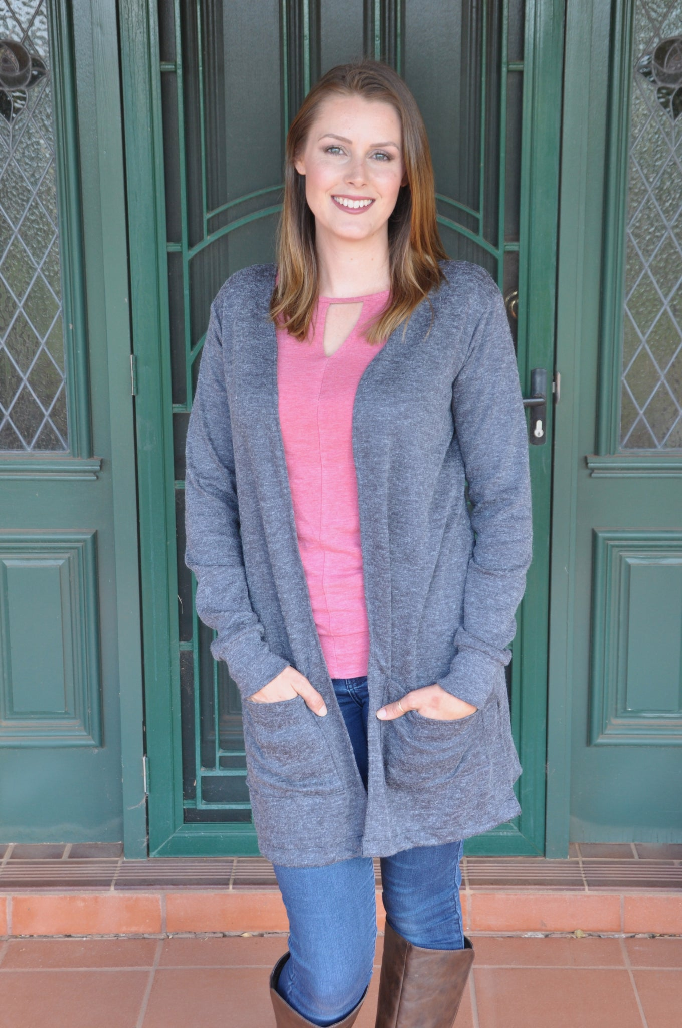 Claire Cardigan Sewing Pattern for Women