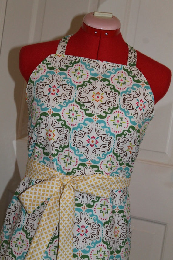 Chatty Chef Apron for Women