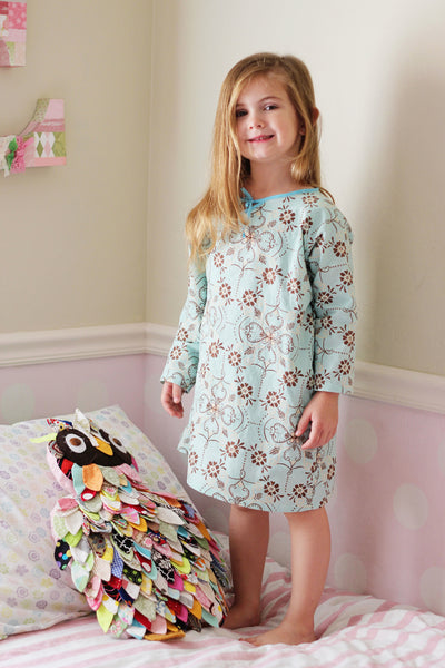 Sadie Grace Nightgown Sewing Pattern
