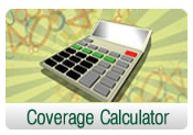 coverage calculator