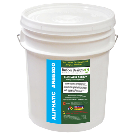 Image of 5 gallon pail aliphatic urethane - adhesive
