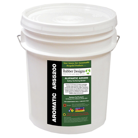 Image of 5 gallon pail of aromatic urethane binder