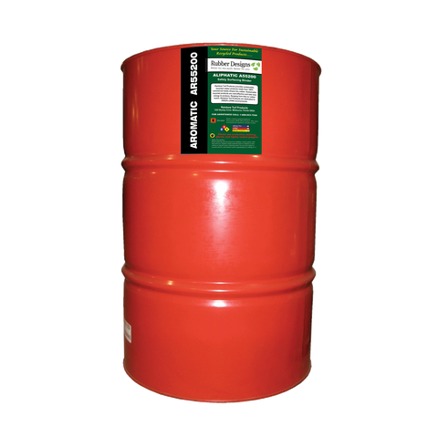 Image of 55 gallon drum aromatic urethane binder