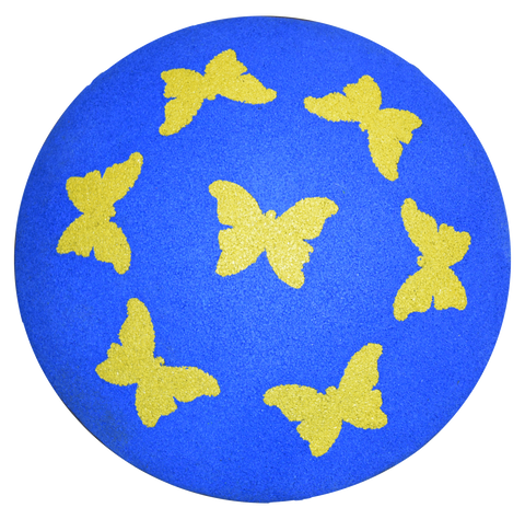 Rubber Designs Shroom Steppers butterfly pattern top