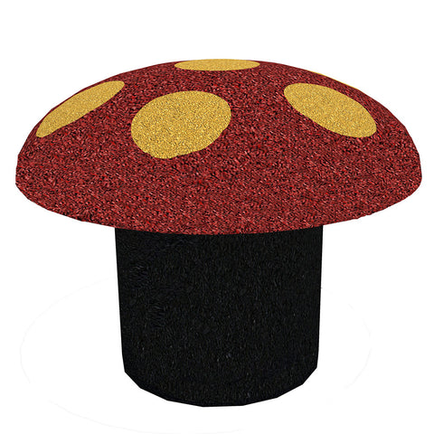 Rubber Designs Shroom Stepper Classic Dot Design